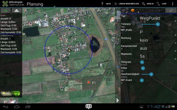 Navi-Ctrl V2 1 (navigation board) + external compass : Drones, UAV