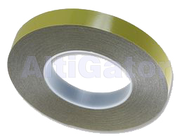 Double sided tape in: Building material