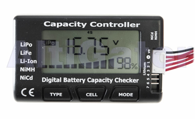 Battery testers in: Batteries & chargers-> Batteries