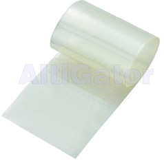 Heat shrink tube - transparent 150mm - 1m