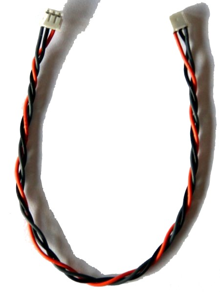 Spektrum receiver cable 15cm