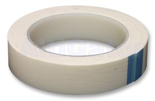White double sided foam tape - 25mm / 5m