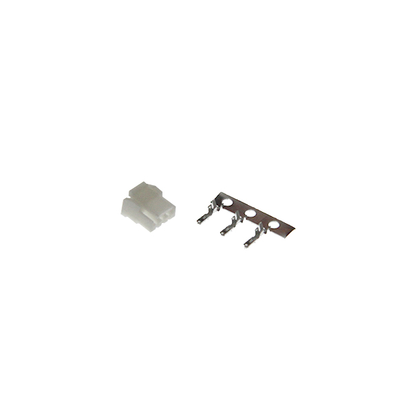 3-pin JST-GH 1.25mm connector male