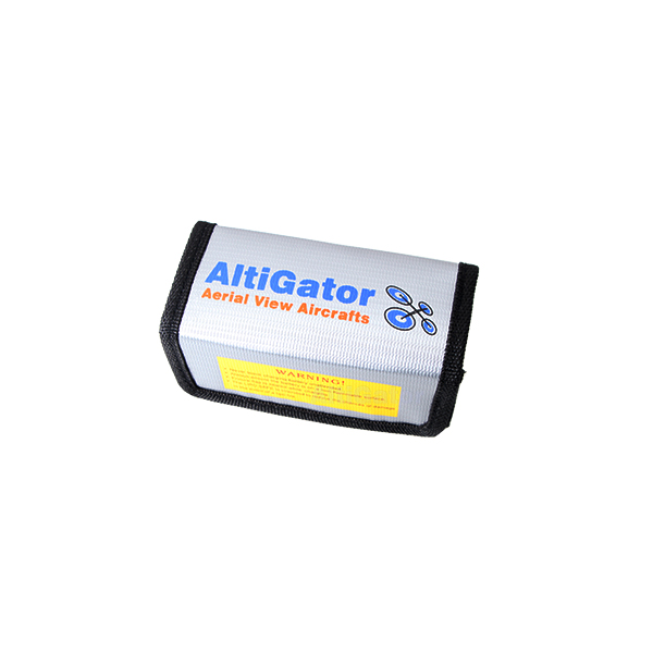 Etui de protection pour batteries LiPo 12.5 x 6.4 x 5 cm