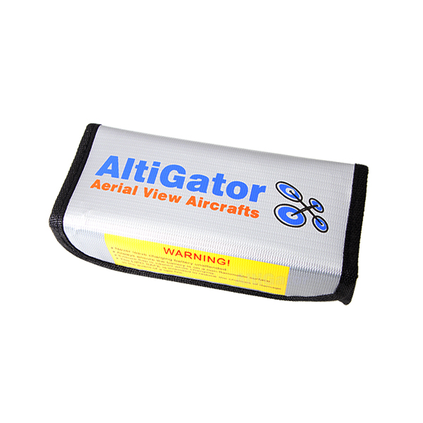 Etui de protection pour batteries LiPo 18.5 x 7.5 x 6 cm
