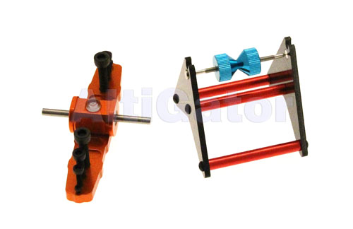 Multifunction propeller balancer