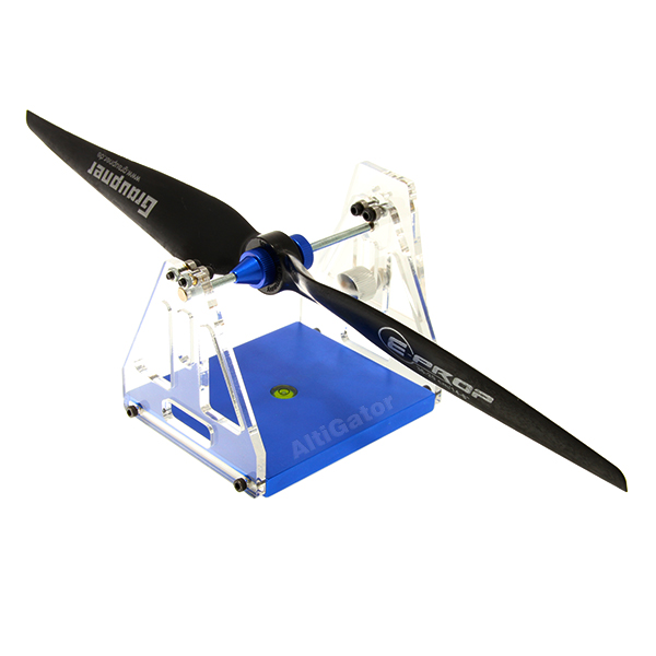 Propeller precision balancer