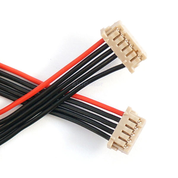 GPS cable - DF13 connector 6 to 5 position - 15 cm