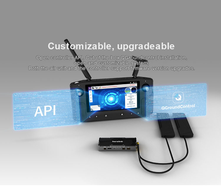 Qgroundcontrol Camera