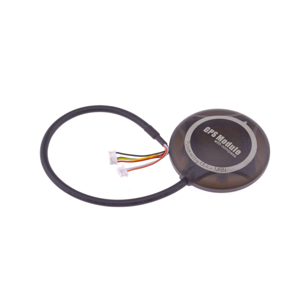 M8N uBlox GPS module with compass