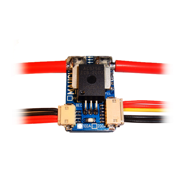 Mauch Power modules and sensors in: 3DR®: Solo, PixHawk, ArduPilot