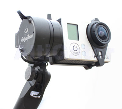 GoPro® gimbals in: Gimbals & camera mounts