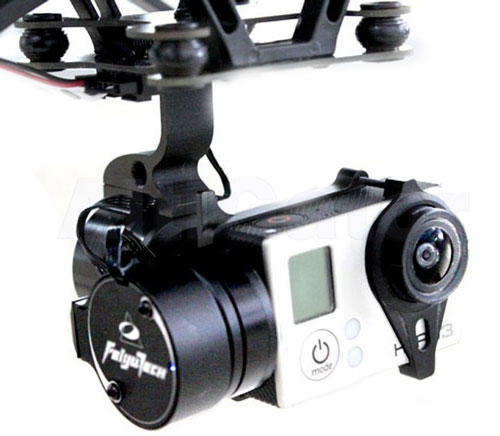 Brushless camera mounts in: Gimbals & camera mounts