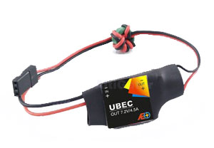UBEC & power regulators in: Accessories