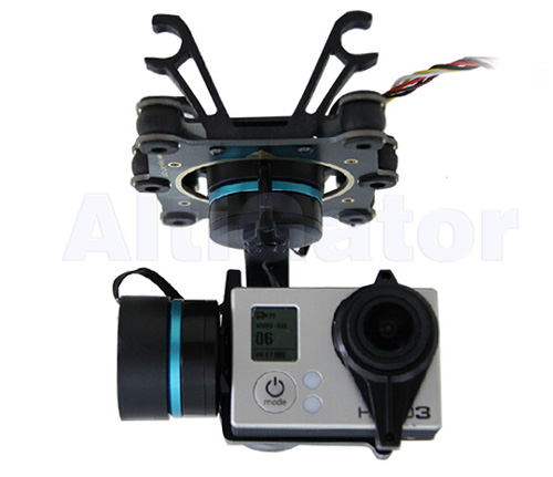 All camera mounts in: Gimbals & camera mounts
