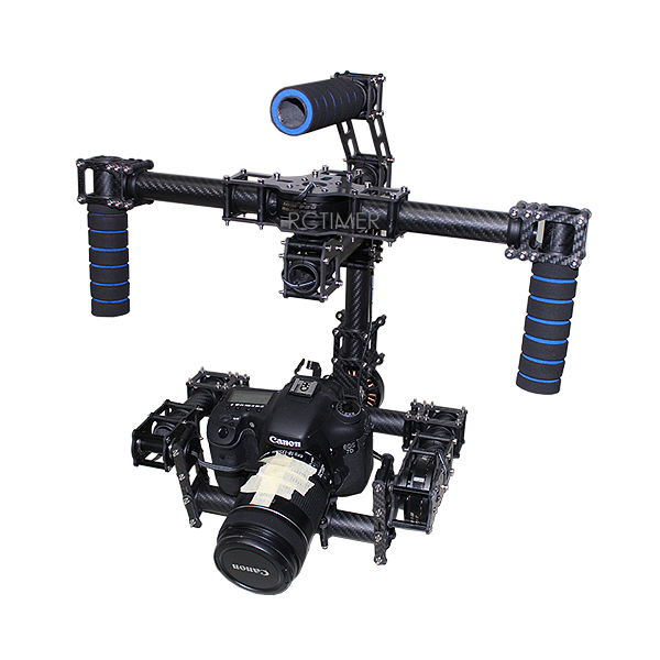 LEGACY - PRO 3 axis brushless gimbal for DSLR handle version