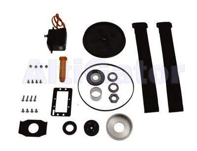 360° Pan kit for PRO AV200 Gimbal on SkyJib
