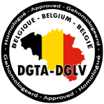 DGLV - Belgium approved drones in: Drones ready to fly