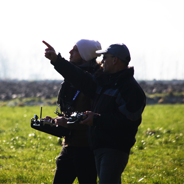 Drone training for the RPL-RPAS License - Belgium