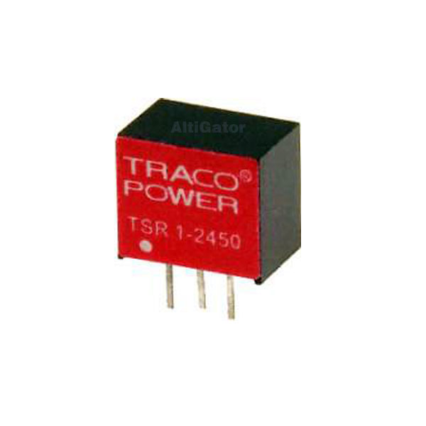 Traco DC/DC voltage regulator TSR1-2450 5V-1A
