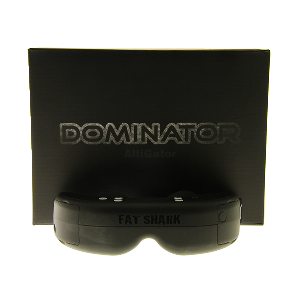 Fat Shark Dominator goggles