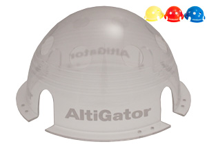 AltiStream Strong: bulle de protection renforcée et ventilée