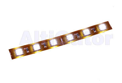LED stripe WHITE Hi-Power (flexible, water resistant)