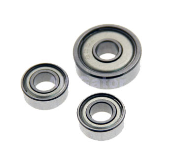 Replacement bearings kit for AXI 4120/20 motor