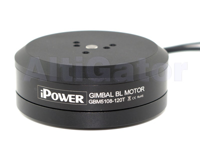 GMB5108-120T motor for brushless camera mount (up to 2000grams)