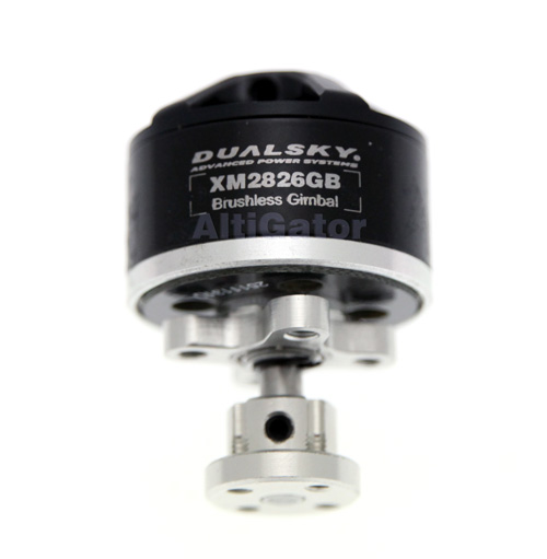 Dualsky XM2826GB motor for brushless gimbal (up to 400grams)