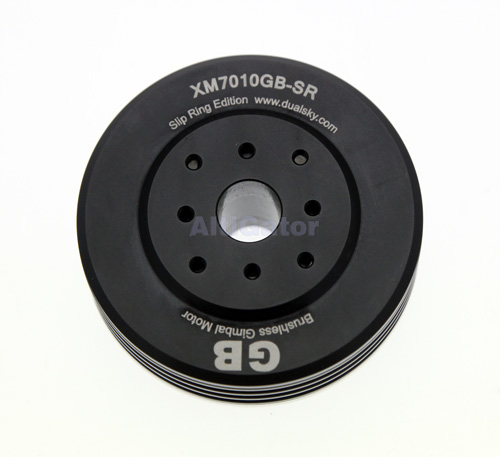 Dualsky XM7010GB-SR motor for brushless gimbal (up to 3300grams)