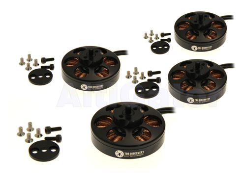 Kit of 4 x TBS 400KV LR motors