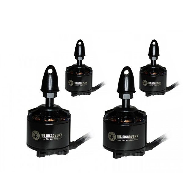 Set of 4 motors: TBS 1000KV