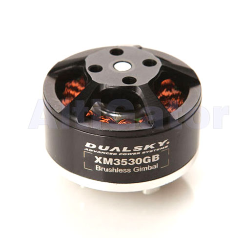 Dualsky XM3530GB-SS motor for brushless gimbal (up to 800grams)