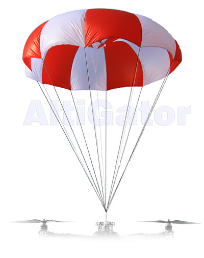 Rescue Parachute for Multirotor up to 5Kg (69J)