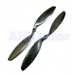 CarbonBlack propellers 8x4.5'' for DJI