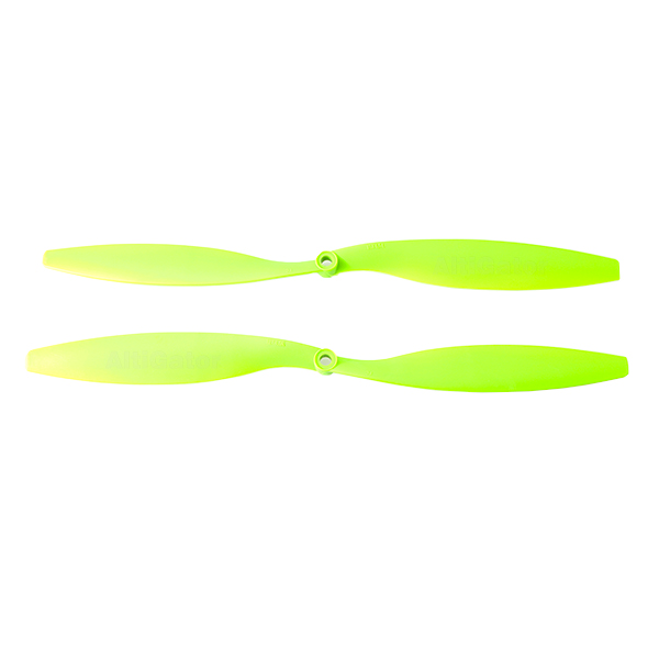 Propeller pair 1245 FC - Green color