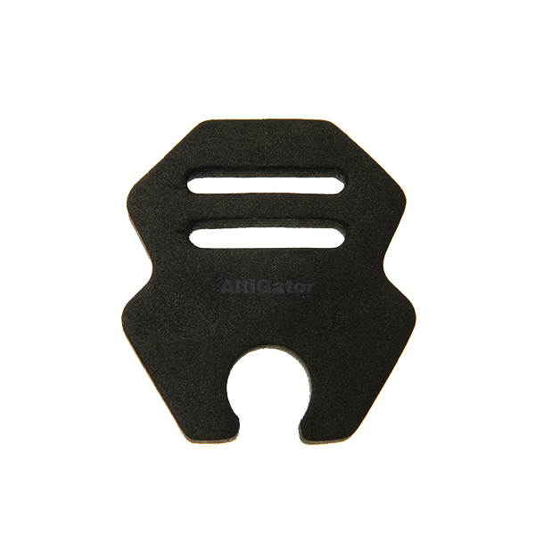 Foldable propeller blades holder