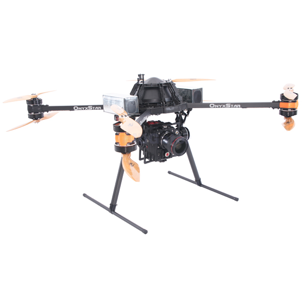 OnyxStar® FOX - Ready-to-fly drone with 8 coaxial rotors