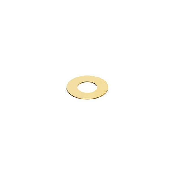 Brass flat washers (8 x 14 x 1.5mm)