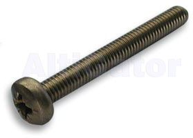 Steel in: Building material-> Screws & hardware