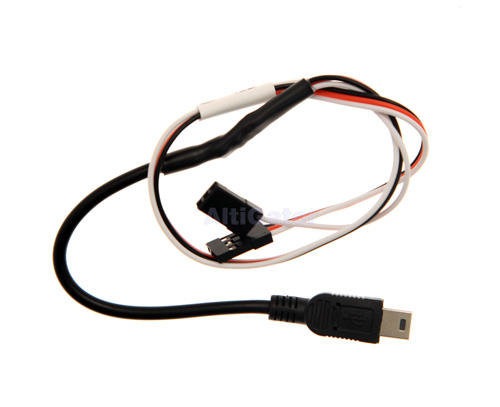 USB shutter cable for Canon in CHDK