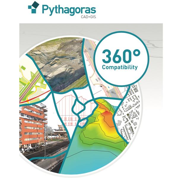 Diseño & ajuste: pythagoras cad+gis.