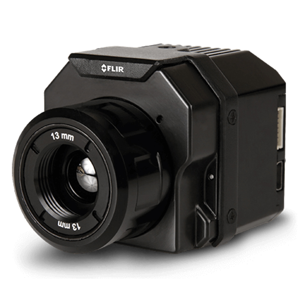 Thermal and Infrared cameras in: Cameras