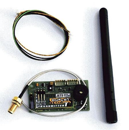 Jeti® 2.4GHz in: Receivers & transmitters RC
