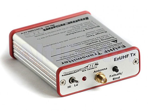 EZUHF 8 channel transmission module