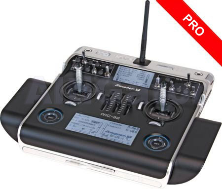 Transmitter MC-32 HOTT PRO V-2 (16 channels)