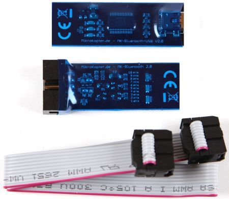 Kit of 2 modules MK Bluetooth V2.0 ready to use
