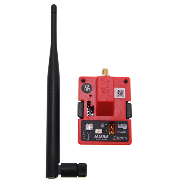 R9M EU - Long range module for FrSky radiocontroller