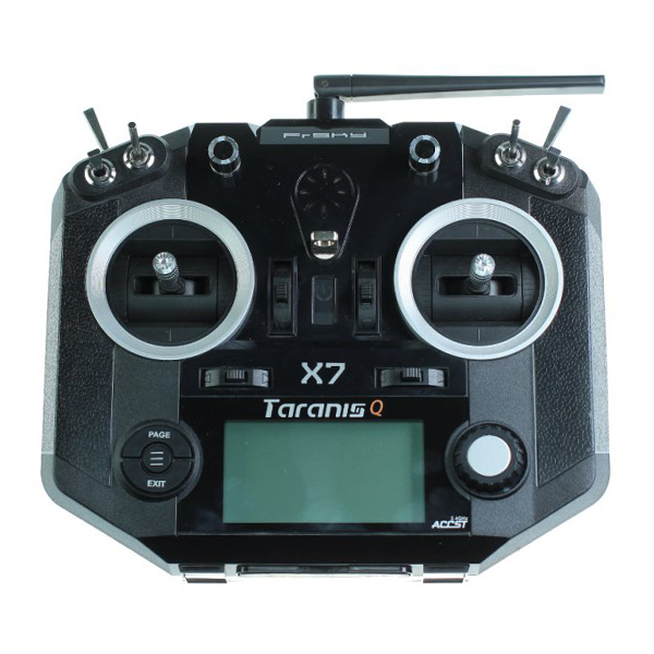 FrSky - Taranis Q X7 (with batteries)